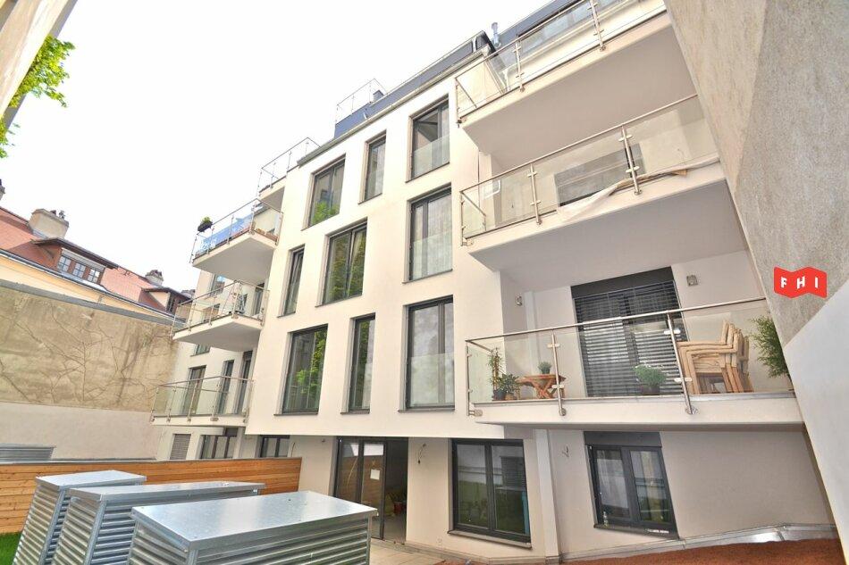 Moderne 4 Zimmer Neubaumiete mit Terrasse Nähe Rochusmarkt