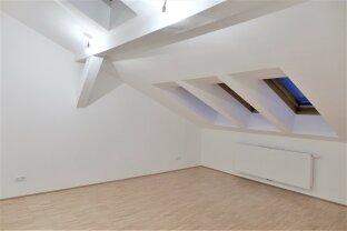 2-Zimmer Dachgeschosswohnung mit Terrasse- Währinger Schubertpark