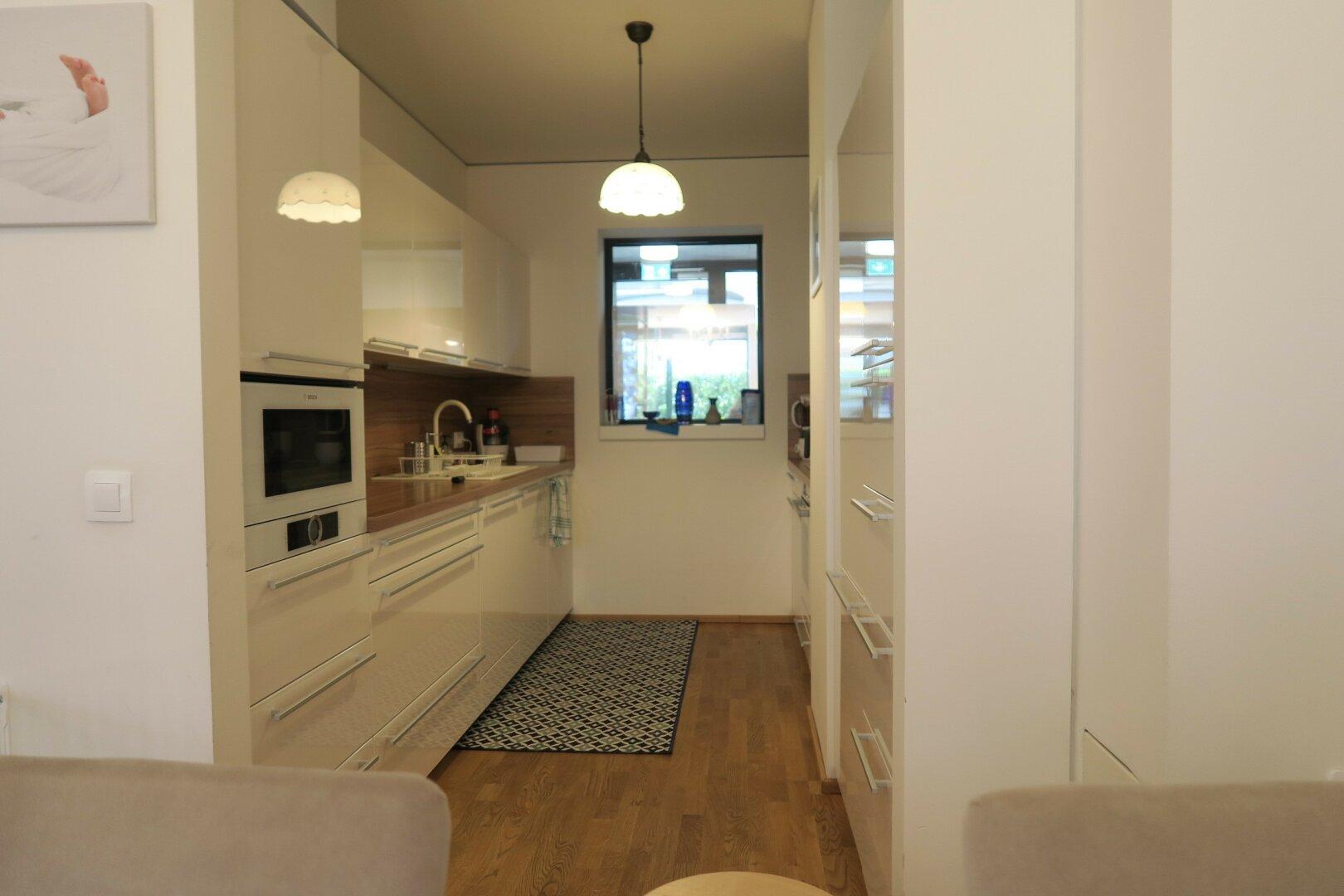 hochwertige Dan Küche mit Bosch Geräten