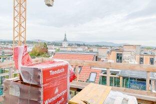 ERSTBEZUG! Neubau - Maisonettewohnung mit Balkon und Terrasse im Dachgeschoss T16