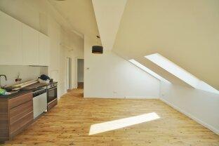Erstbezug 3 Zimmer Dachwohnung in Stadlau !!!