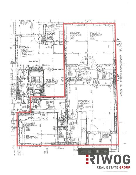 Preisgünstige 4-Zimmer-Wohnung in Welzenegg - ruhige Lage !! /  / 9020Klagenfurt am Wörthersee / Bild 2