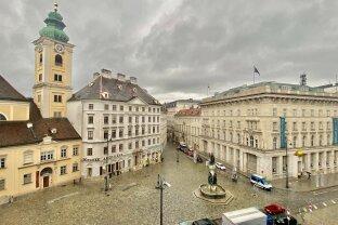 WOHNEN IM PALAIS | FREYUNG | FERSTLPASSAGE - Erstbezug - Dachterrassenwohnung in absoluter Traumlage