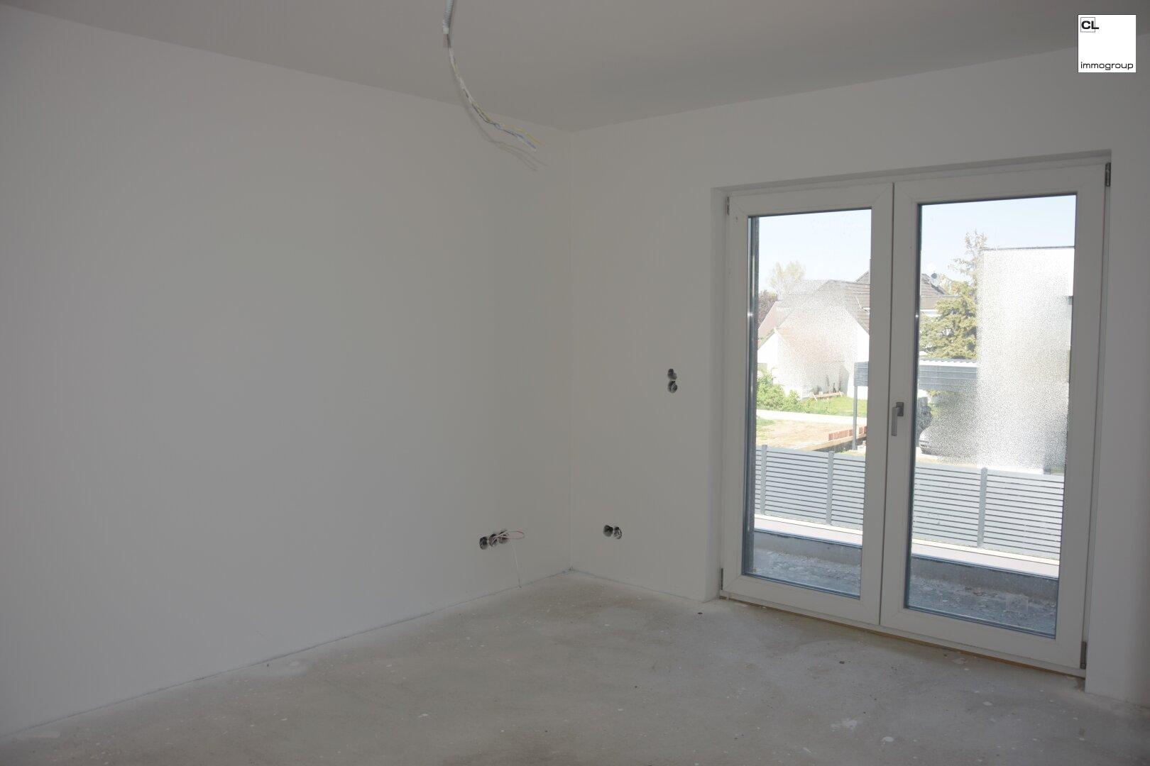 Balkon -Schlafzimmer - Obergeschoss
