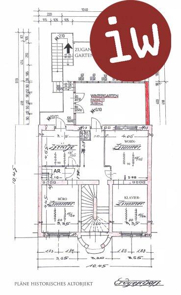 Villa der Jahrhundertwende in bester zentraler Lage - Sachsenviertel Objekt_614 Bild_28