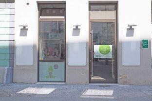 KRUGERSTRASSE - Straßenlokal mit Gastroeignung | ABLÖSEFREI !!!
