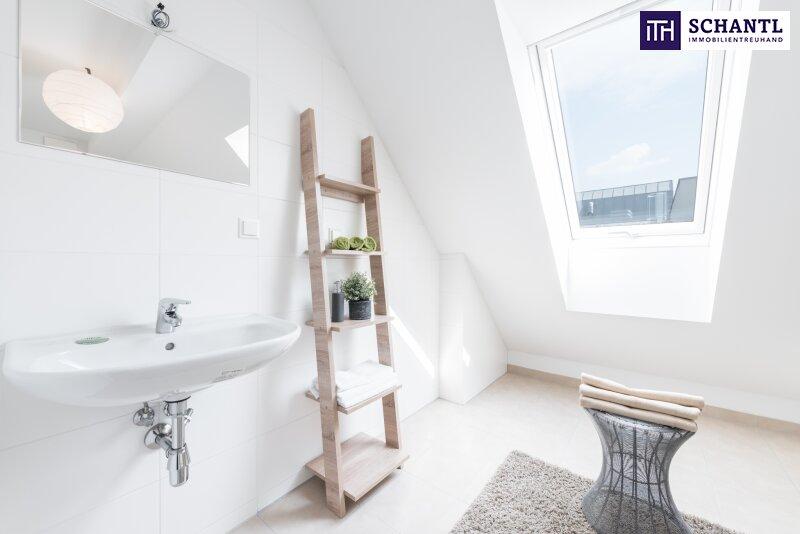 PERFEKT! Ihre neue provisionsfreie Dachgeschoss-Wohnung mit Südterrassen + cooler Raumaufteilung + Tiefgarage! /  / 1100Wien / Bild 7