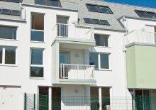 2-Zimmer-Dachterrassenwohnung Neubau inkl. Küche, 32m² Terrasse in Ruhelage beim Kagraner Platz U1 /KP22 4-08, 4-08