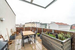 perfekte Kleinwohnung mit Dachterrasse und Klima (unmöbliert) - ab 01.02.2021!