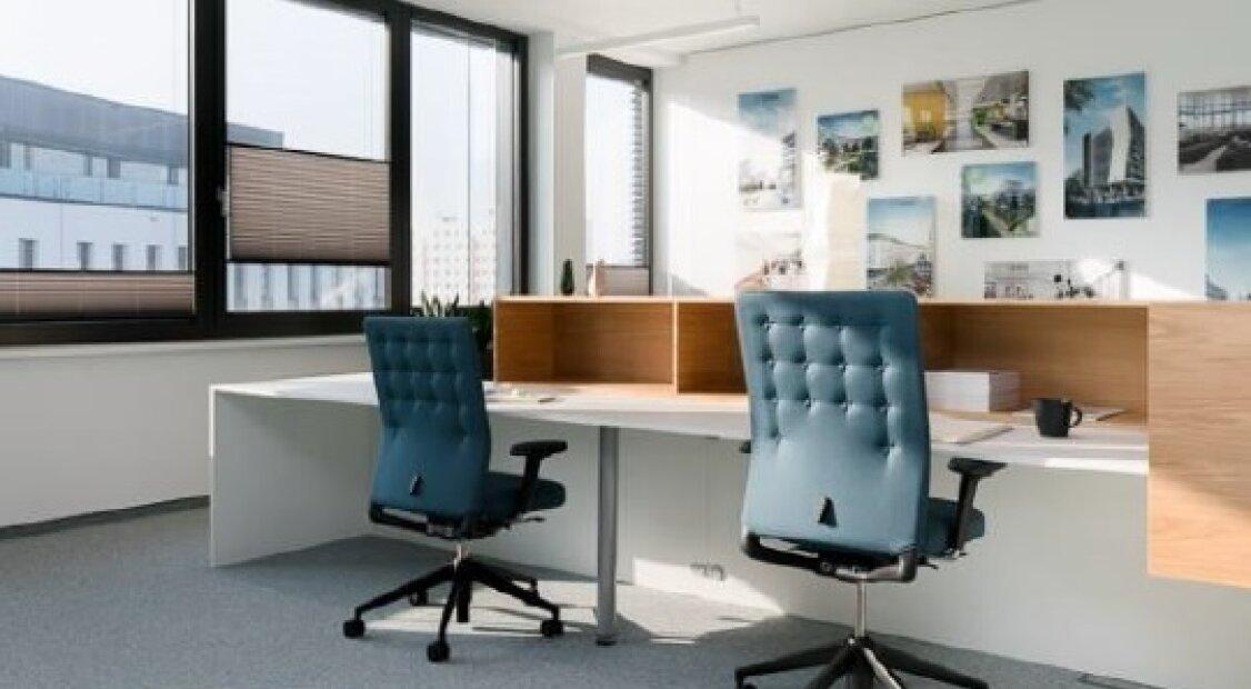 AUSTRIA CAMPUS! Moderne  Bürofläche mit Terrasse in ausgezeichneter Lage des 2.Bezirk