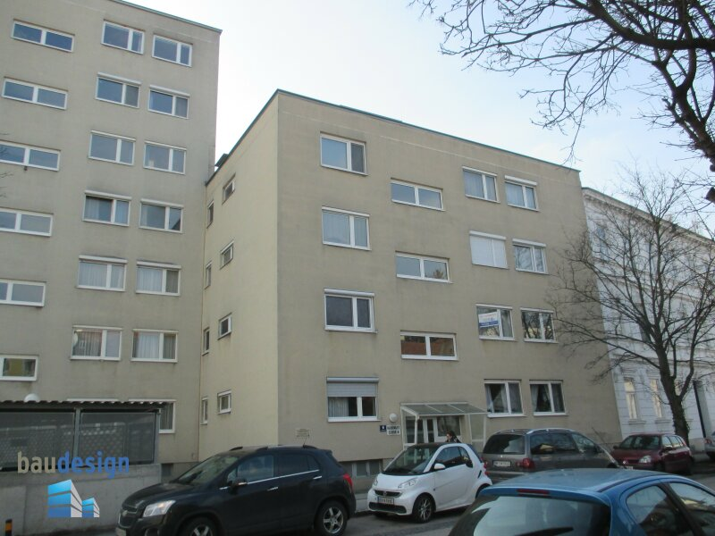 Korneuburg - schöne große 3 Zimmerwohnung im Stadtzentrum