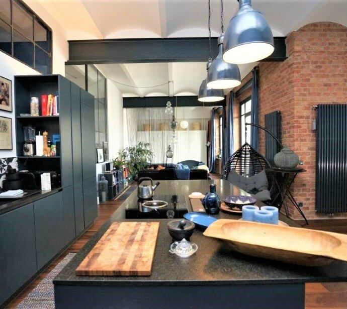 "The ""New York"" Style Loft"