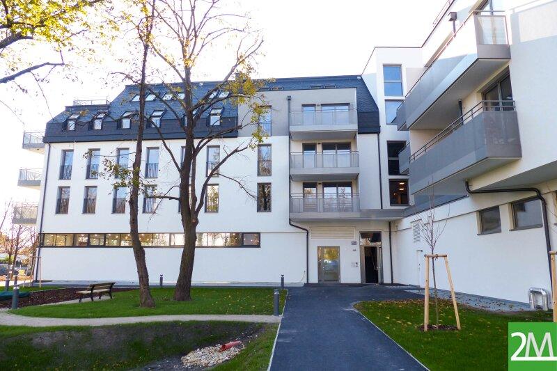 Provisionsfrei für den Mieter: 3-Zimmer-Neubauwohnung mit Balkon /  / 1210Wien / Bild 9