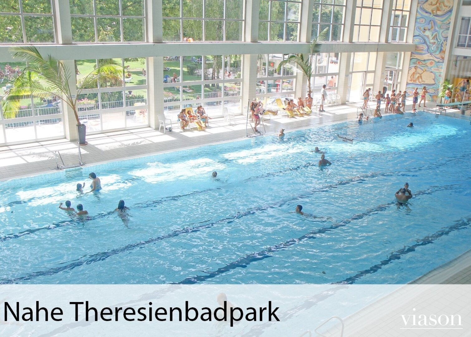 Nahe Theresienbad