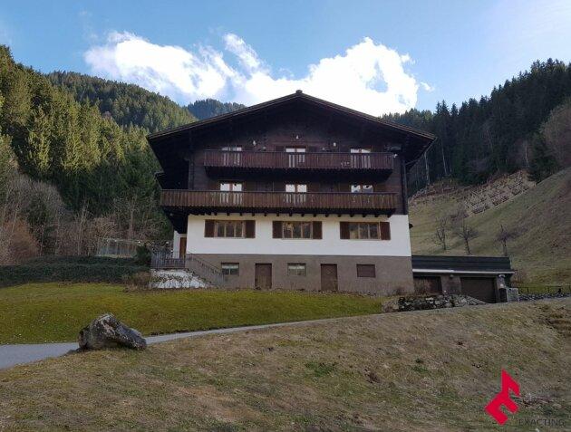 4-Zi.-Wohnung mit großem Balkon