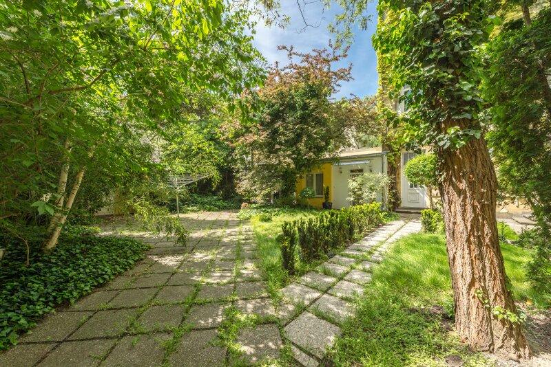 ++Rarität++ ERSTBEZUG Hofhaus, voll möbliert, mit Garten und Lager! /  / 1020Wien / Bild 10