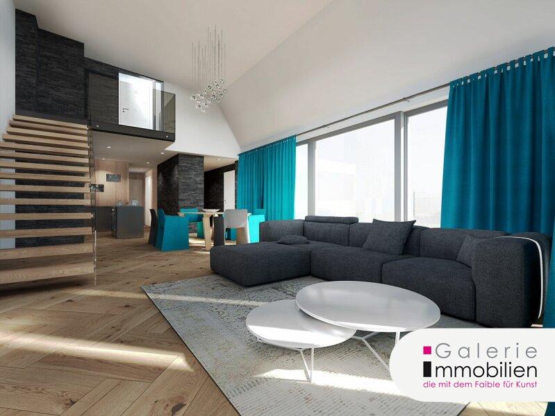 Exklusive DG-Wohnung mit großen Terrassen und Balkon in Biedermeierhaus Objekt_26014