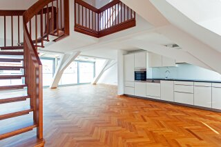 Elegante Maisonette mit Festungsblick - Photo 1