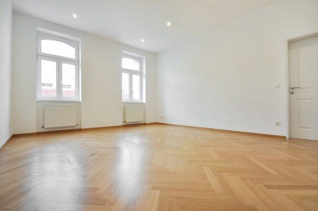 Foto von Lichtdurchflutete 3-Zimmer Altbauwohnung neben der Thaliastraße