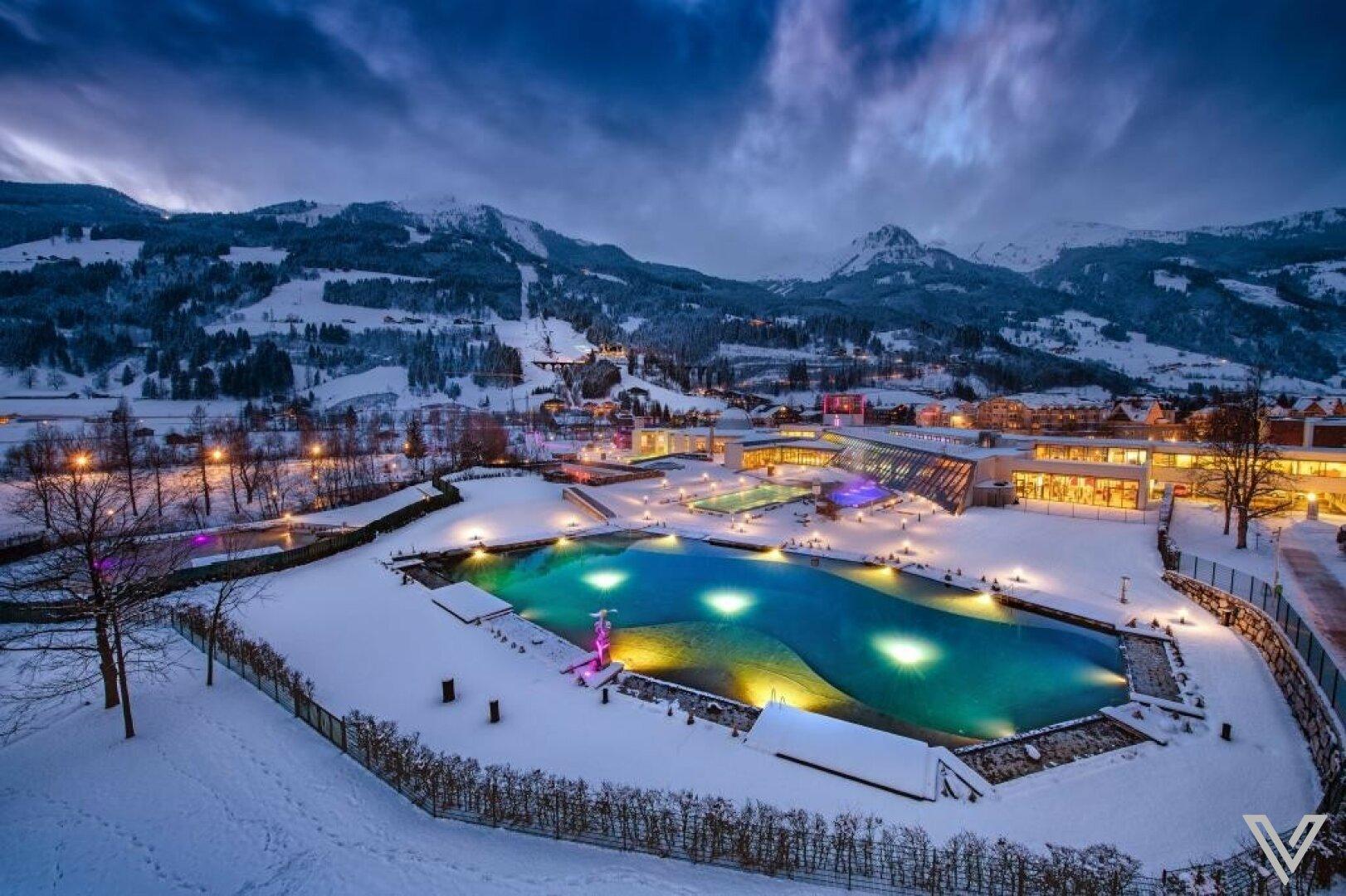 Alpentherme Daemmerung WI2018