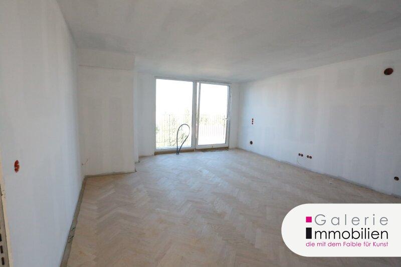 Nähe Alte Donau - Erstklassige DG-Wohnung mit 5 Terrassen auf einer Ebene Objekt_33387