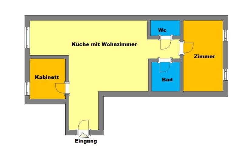 Wohnung in 3.Bezirk  zu Vermieten!!! /  / 1030Wien / Bild 0