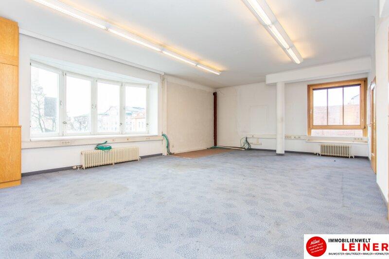 Schwechat - Schluss mit Home Office! Helles, zentrales 54 m² großes Büro im Zentrum Objekt_10890
