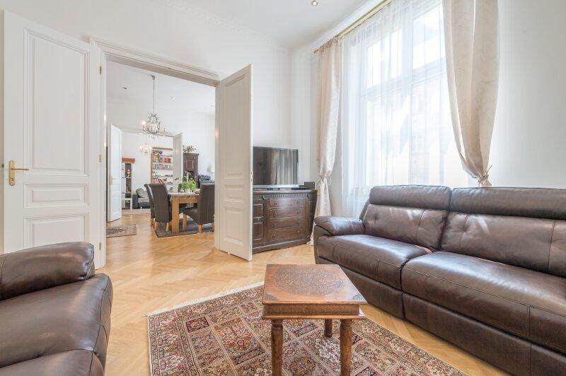 ++NEU++ 4-Zimmer Altbauwohnung, hochwertig saniert, sehr gute, ruhige Lage! /  / 1030Wien / Bild 4
