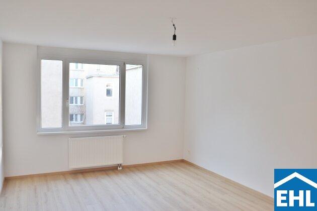 Ruhelage: 2 Zimmer Wohnung mit Innenhofblick