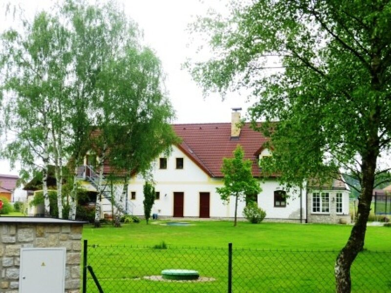 Villa Nähe Dvory und Gmünd
