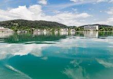 Wasserskischule mit Motorboot (inkl. Lizenz) am Wörthersee