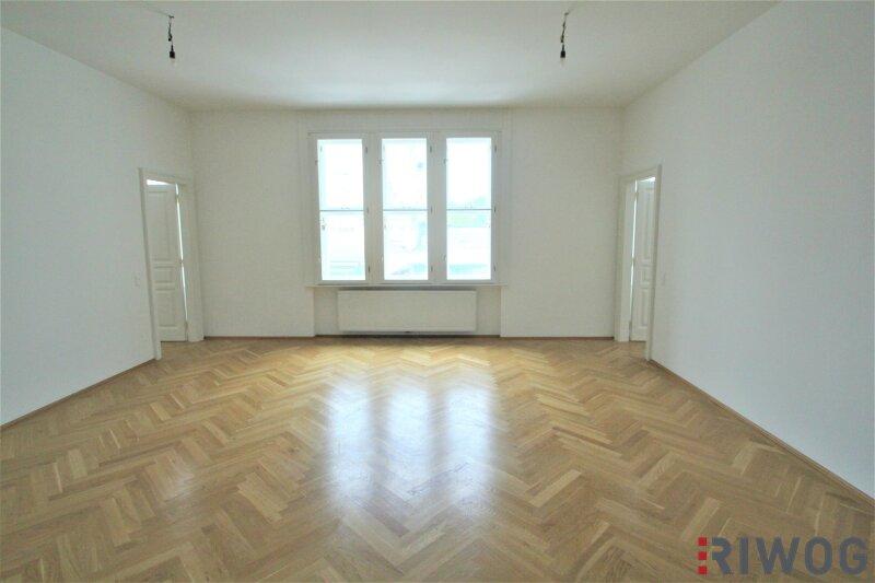 Erstbezug nach Generalsanierung! Traumhaft schöne 3-Zimmer Wohnung - hochwertig saniert - am Naschmarkt!