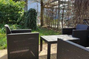 Kleine & feine 2 Zi. Gartenwohnung nahe Salzach
