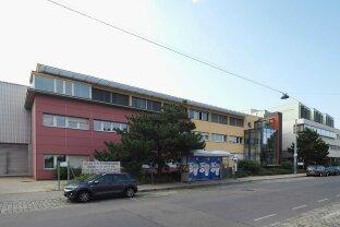 PUCHGASSE | Hochregallager | Gewerbegebiet Wagramer Straße | U1 Aderklaaer Straße
