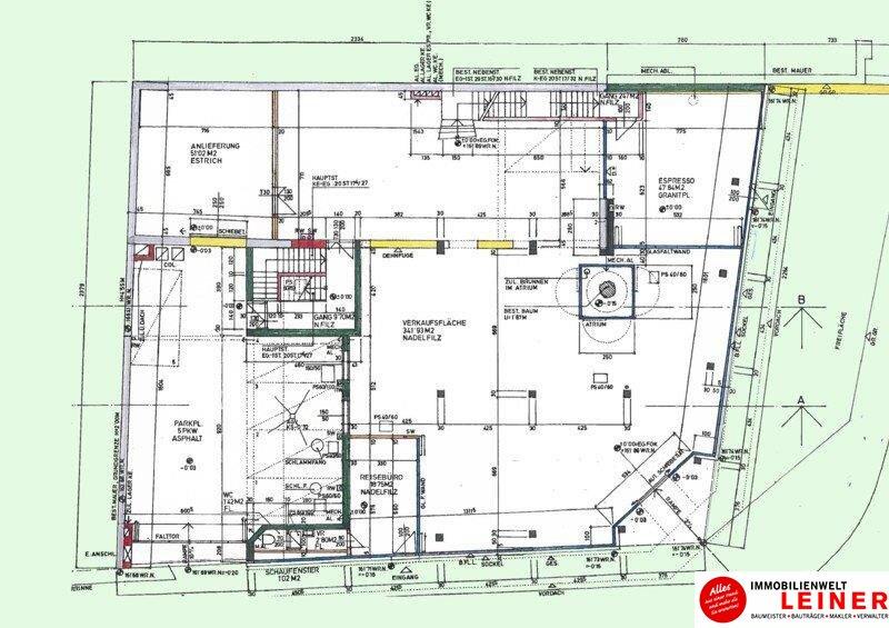 264,11 m² Geschäftslokal in sehr frequentierter Lage in Schwechat zu mieten Objekt_8669 Bild_205