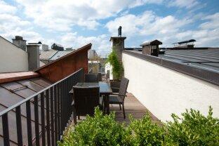 Einzigartige Dachgeschoß Wohnung inmitten der Altstadt!