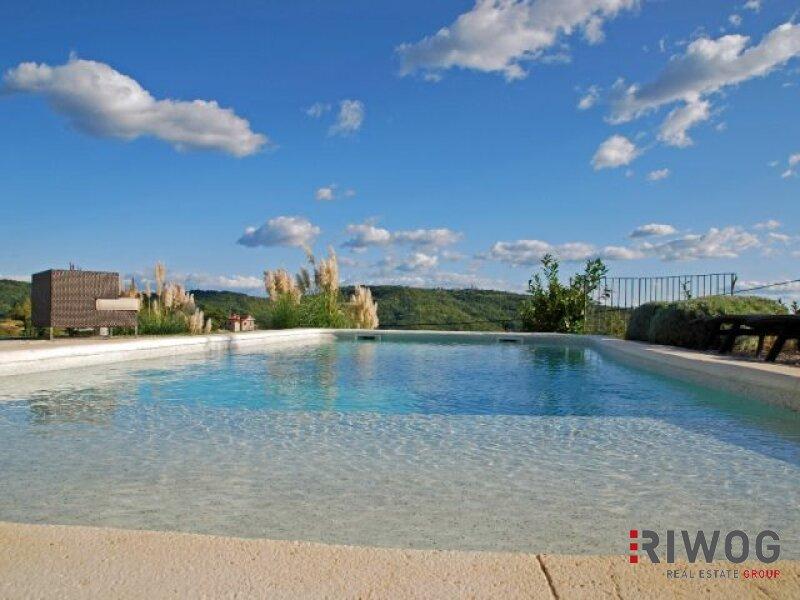 +++Tolles Steinhaus mit wunderschönen Blick auf die Berge+++ /  / 52420Buzet und Motovun / Bild 7