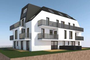 TOP 1 Erstbezug: Sonniges Garten - Apartment mit 2 Terrassen und Garten nahe Nationalpark Donau-Auen!