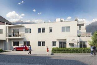 Interessant auch für Anleger! 3 Zimmerwohnung mit Garten in Innsbruck - ERSTBEZUG!