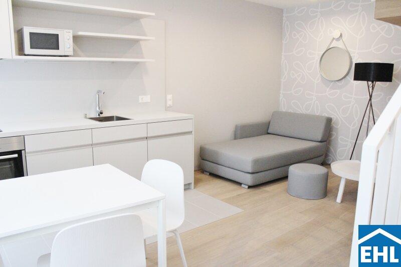 Stilvoll möblierte 1,5 bis 2,5 Zimmer-Maisonette-Wohnungen nahe dem Lichtenthalerpark /  / 1090Wien / Bild 0
