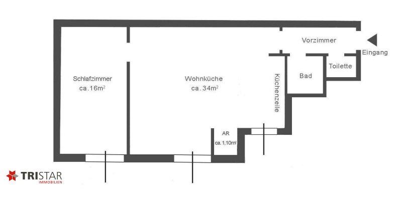 ++NEU in Simmering++ERSTBEZUG++KERN renovierte Ruhige 2- Zimmer Neubauwohnung nähe U3 Stationen Enkplatz bzw. Zippererstraße++ /  / 1110Wien / Bild 7