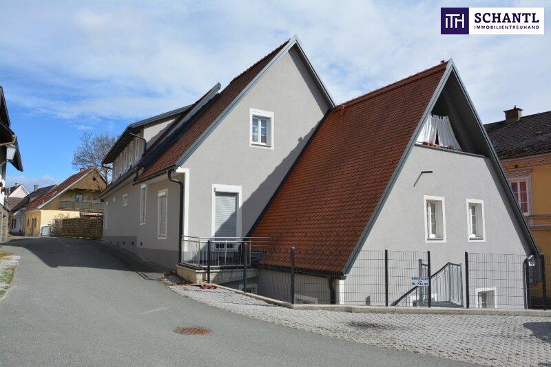 Sichere Geldanlage in Stainz: Zinshaus mit mittelfristigem Potential von über 5 % Rendite!!