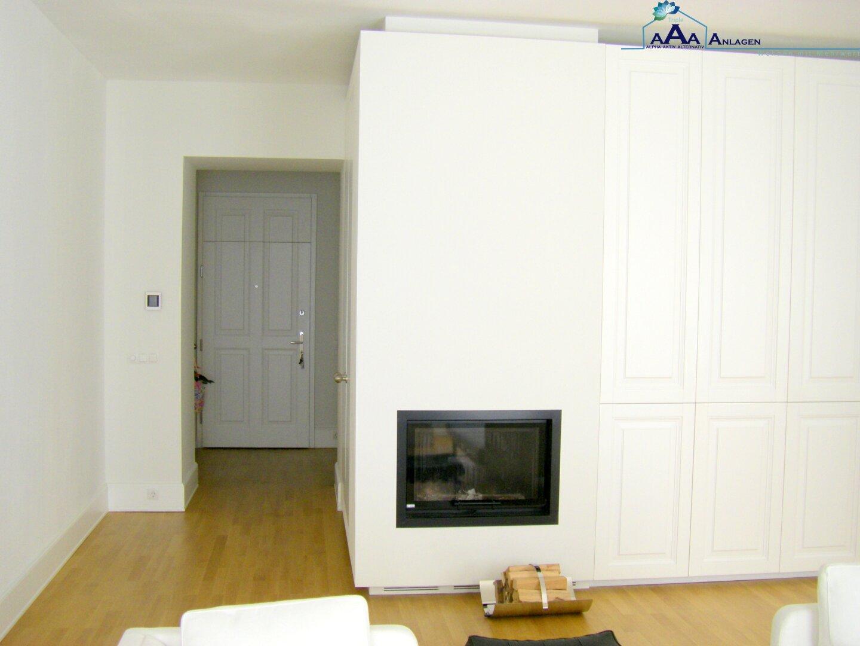 Wohnzimmer-Kamin/Livingroom-fireplace