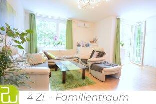 Familienwohnung in ruhiger Lage !! Gute Infrastruktur & Stadtnähe - Wetzelsdorf !