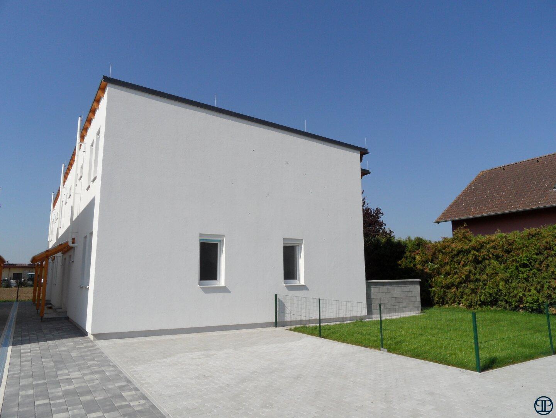 Haus mit größerem Garten