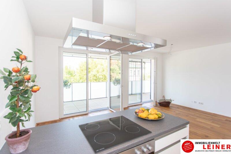*UNBEFRISTET* 70 m² Mietwohnung Schwechat - 3 Zimmer mit 18 m² großer Loggia im Erstbezug  am Alanovaplatz 2 Objekt_9211