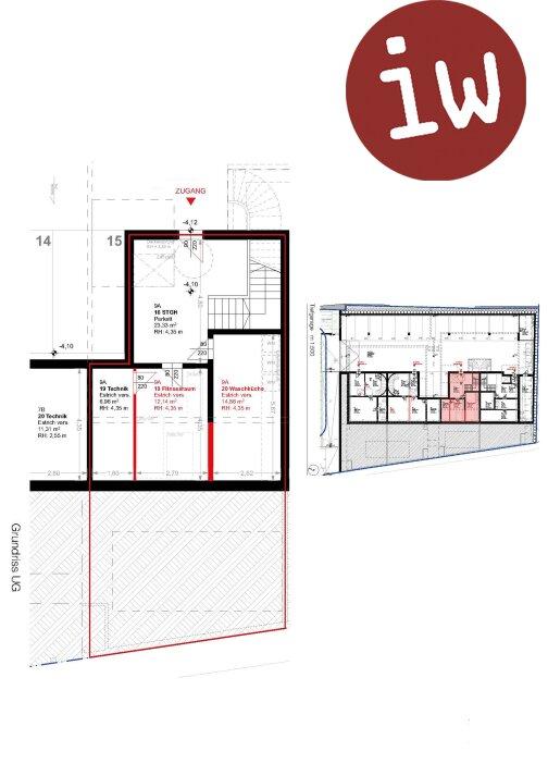 Stadtvilla, 2 Garagenplätze, exzellente Zentrumslage, Erstbezug, Kaufoption