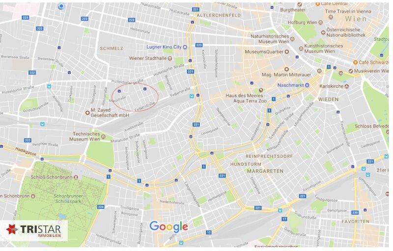 ++NEU++ 3-Zimmer-Dachgeschoßwohnung mit großer Dachterrasse im Generalrevitalisierte Altbau-Haus ++Nähe U-Bahn (U3) +++ /  / 1150Wien / Bild 19