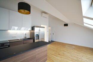 Traumhafte 2 Zimmer Dachwohnung in Stadlau !!!