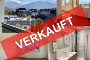 ERFOLGREICH VERMITTELT! Sonnige 3-Zimmer-Penthouse-Wohnung mit toller Aussicht